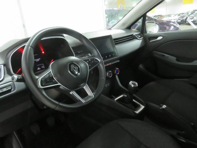 Renault Clio V TCe 100 Zen Gris occasion à BAYONNE - photo n°5