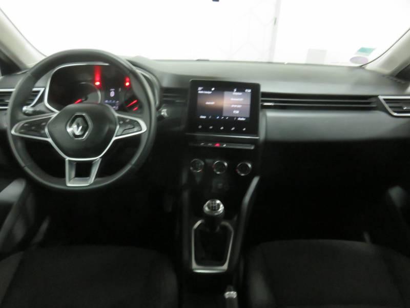 Renault Clio V TCe 100 Zen Gris occasion à BAYONNE - photo n°4