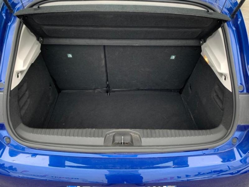 Renault Clio V TCe 100 Zen Bleu occasion à CONCARNEAU - photo n°7