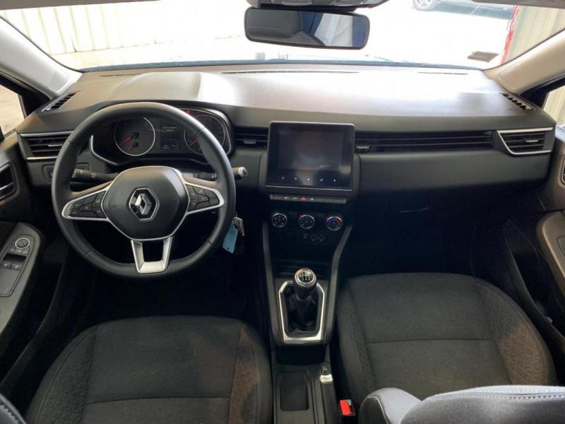 Renault Clio V TCe 100 Zen Bleu occasion à CONCARNEAU - photo n°10