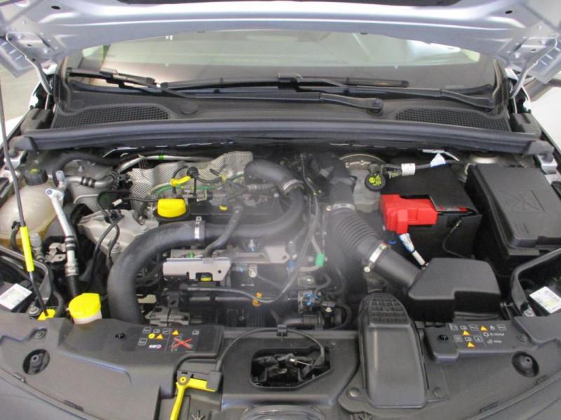 Renault Clio V TCe 100 Zen Gris occasion à CHERBOURG-EN-COTENTIN - photo n°6