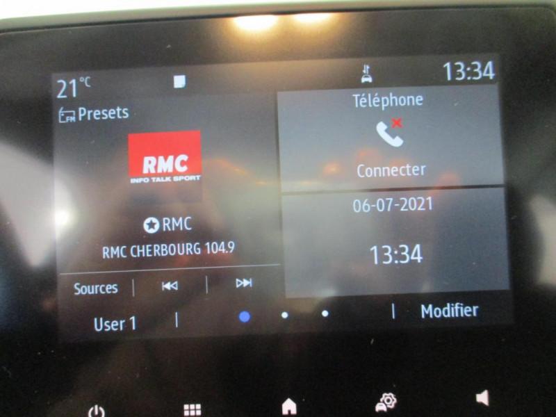 Renault Clio V TCe 100 Zen Gris occasion à CHERBOURG-EN-COTENTIN - photo n°13