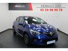 Renault Clio V TCe 130 EDC FAP Intens Bleu à DAX 40