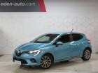 Renault Clio V TCe 130 EDC FAP Intens Bleu à Biarritz 64