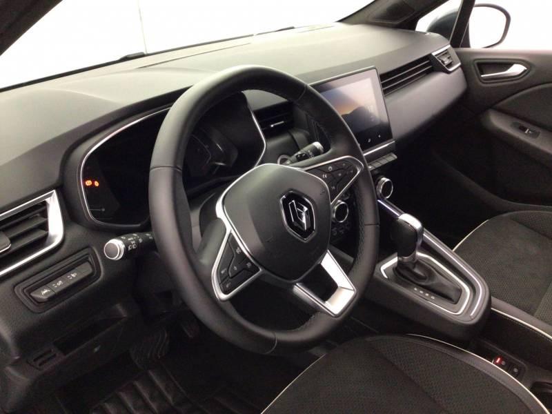 Renault Clio V TCe 130 EDC FAP Intens Gris occasion à SAINT-BRIEUC - photo n°5