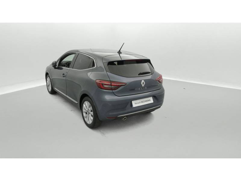 Renault Clio V TCe 130 EDC FAP Intens Gris occasion à SAINT-BRIEUC - photo n°4