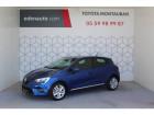 Renault Clio V TCe 90 Zen Bleu 2020 - annonce de voiture en vente sur Auto Sélection.com