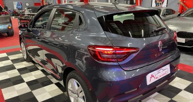 Renault Clio V ZEN GPL 100CH NEUVE Gris occasion à Brie-Comte-Robert - photo n°3