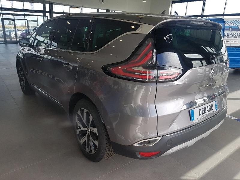 Renault Espace V 2.0 BLUE DCI 200CH INTENS EDC Gris occasion à Mérignac - photo n°3