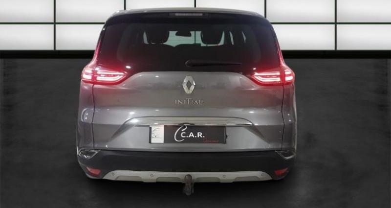 Renault Espace 1.6 dCi 160ch energy Initiale Paris EDC Gris occasion à La Rochelle - photo n°5