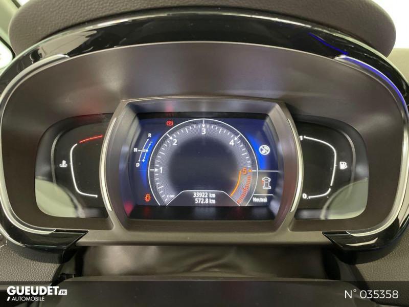 Renault Espace 2.0 Blue dCi 200ch Initiale Paris EDC Noir occasion à Beauvais - photo n°12