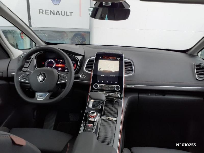 Renault Espace 2.0 Blue dCi 200ch Initiale Paris EDC Noir occasion à Persan - photo n°10