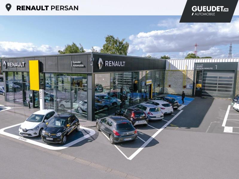 Renault Espace 2.0 Blue dCi 200ch Initiale Paris EDC Noir occasion à Persan - photo n°16