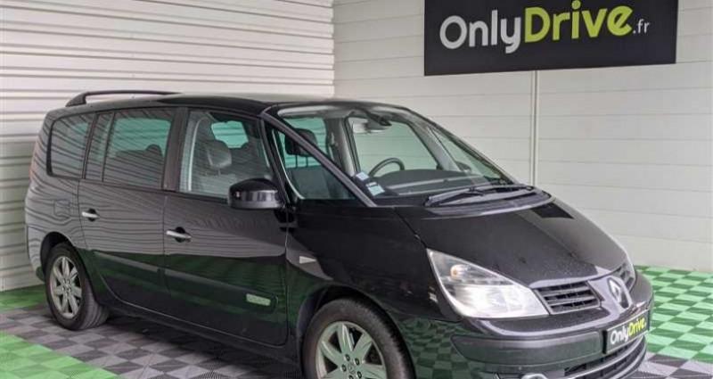 Renault Espace IV 2.0 dCi 150 FAP 25 ans Euro 5 A Noir occasion à SAINT FULGENT