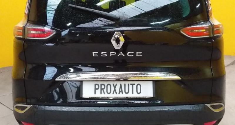 Renault Espace V 1.6dCi 160ch EDC Intens Noir occasion à Fontenay-le-vicomte - photo n°6