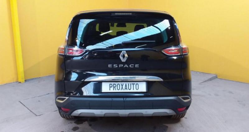 Renault Espace V dCi 160 Energy Twin Turbo Intens EDC Noir occasion à Fontenay-le-vicomte - photo n°5