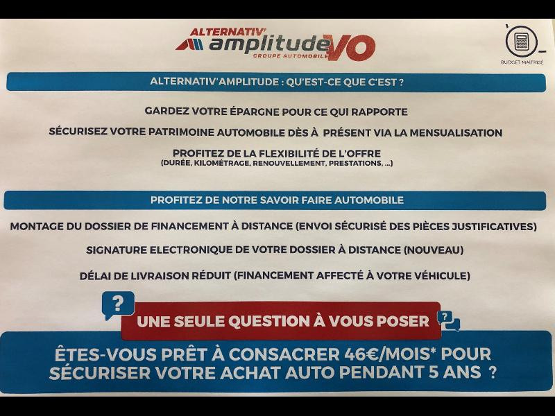 Renault Grand Scenic 1.5 dCi 110ch Energy Business 7 places Bleu occasion à Amilly - photo n°3