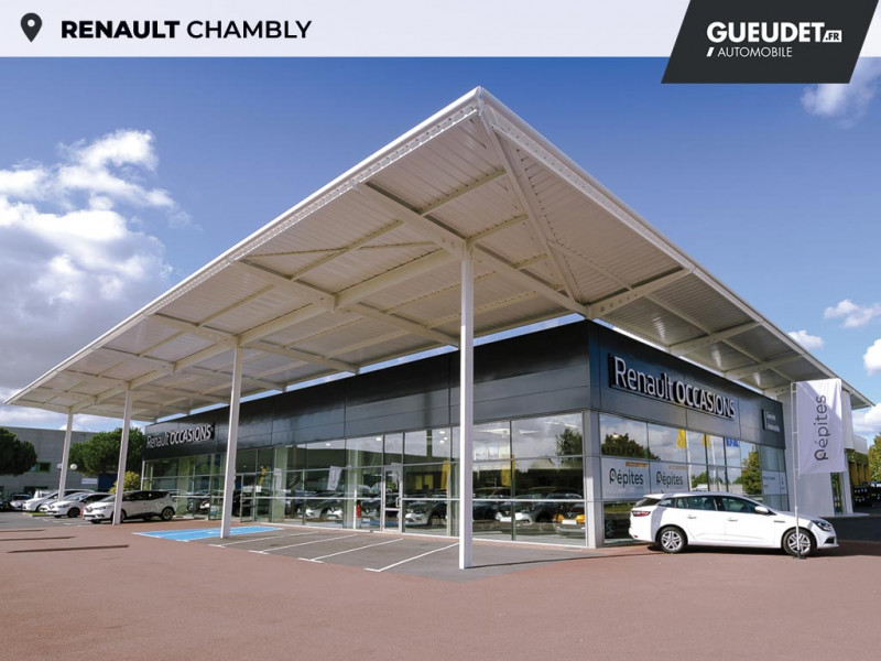 Renault Grand Scenic 1.5 dCi 110ch Energy Business 7 places Gris occasion à Chambly - photo n°16