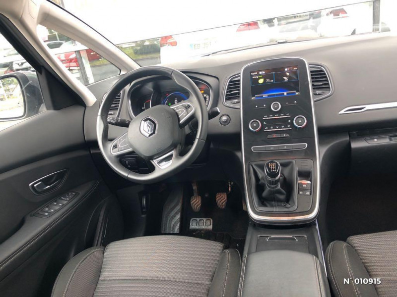 Renault Grand Scenic 1.5 dCi 110ch Energy Business 7 places Gris occasion à Chambly - photo n°10