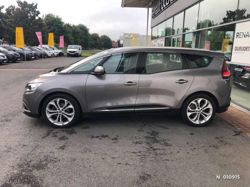 Renault Grand Scenic 1.5 dCi 110ch Energy Business 7 places Gris occasion à Chambly - photo n°8
