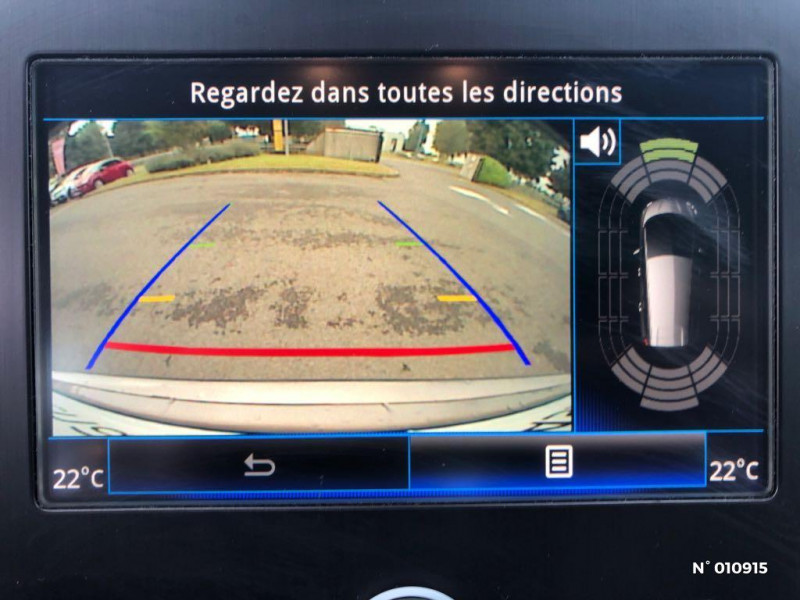 Renault Grand Scenic 1.5 dCi 110ch Energy Business 7 places Gris occasion à Chambly - photo n°13