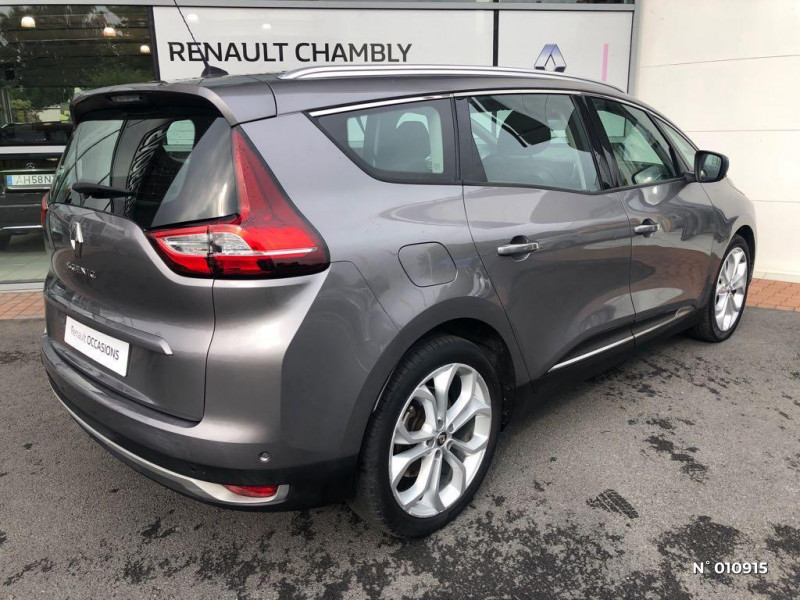 Renault Grand Scenic 1.5 dCi 110ch Energy Business 7 places Gris occasion à Chambly - photo n°6