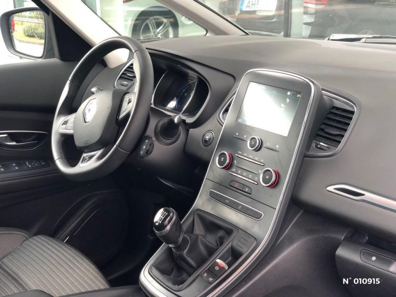 Renault Grand Scenic 1.5 dCi 110ch Energy Business 7 places Gris occasion à Chambly - photo n°4