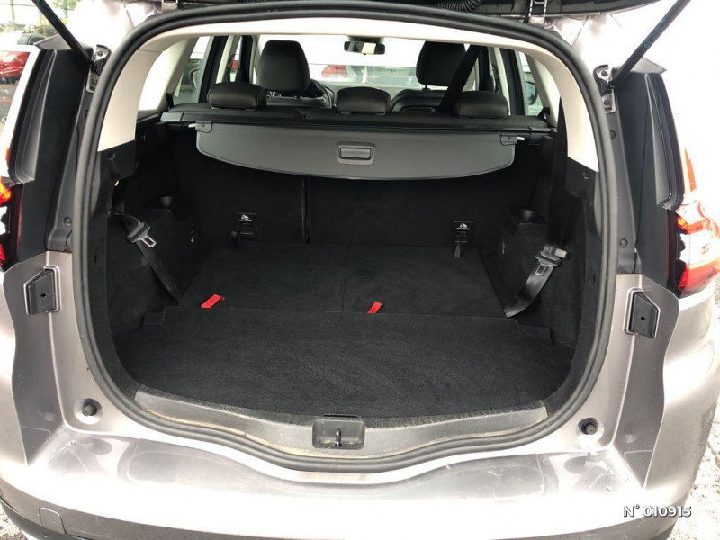 Renault Grand Scenic 1.5 dCi 110ch Energy Business 7 places Gris occasion à Chambly - photo n°14