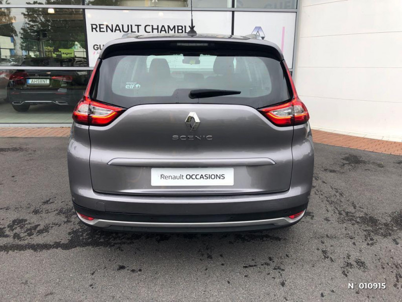 Renault Grand Scenic 1.5 dCi 110ch Energy Business 7 places Gris occasion à Chambly - photo n°3