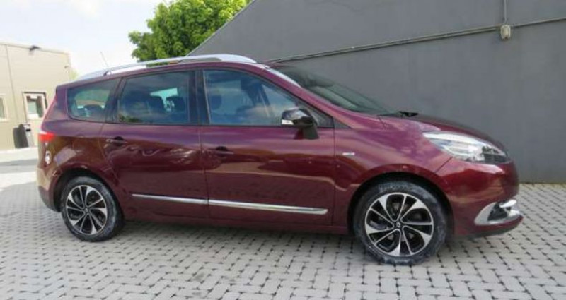 Renault Grand Scenic 1.5 dCi Energy Bose Edition 7pl. 8400eur+BTW - TVA Rouge occasion à Oosterzele - photo n°2