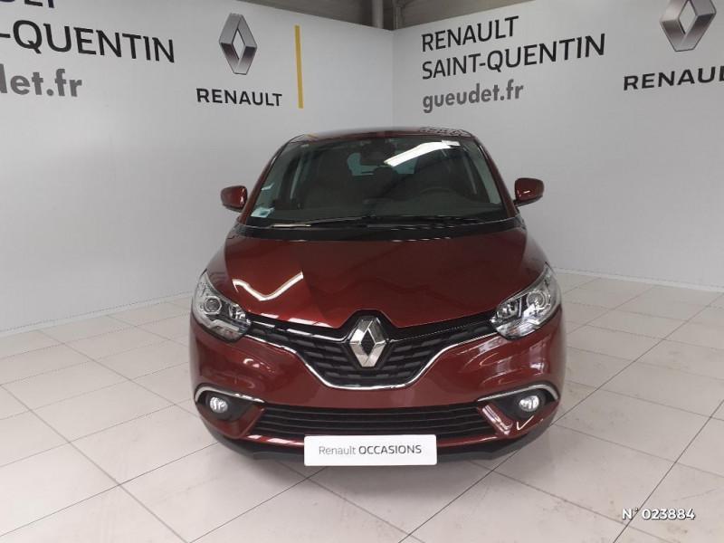 Renault Grand Scenic 1.7 Blue dCi 120ch Business 7 places Rouge occasion à Saint-Quentin - photo n°2