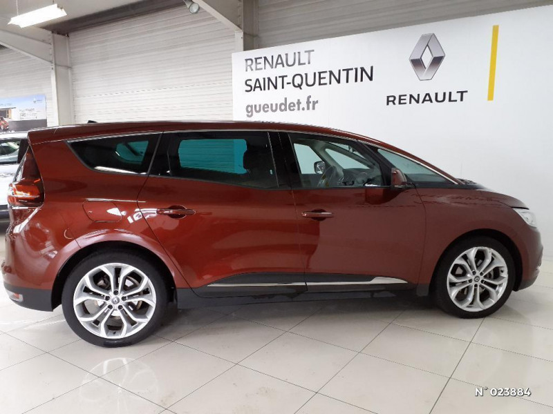 Renault Grand Scenic 1.7 Blue dCi 120ch Business 7 places Rouge occasion à Saint-Quentin - photo n°7
