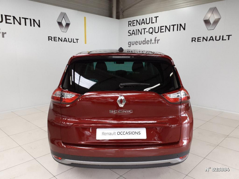 Renault Grand Scenic 1.7 Blue dCi 120ch Business 7 places Rouge occasion à Saint-Quentin - photo n°3