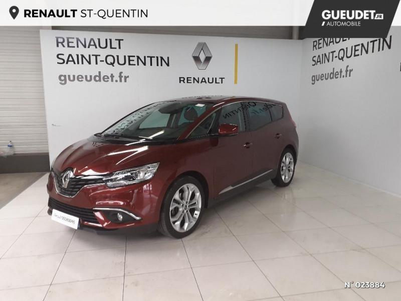 Renault Grand Scenic 1.7 Blue dCi 120ch Business 7 places Rouge occasion à Saint-Quentin