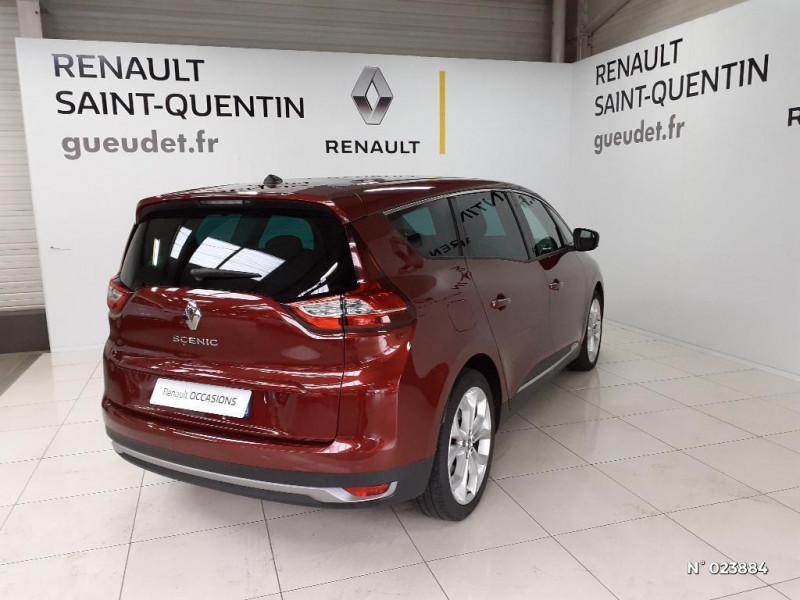 Renault Grand Scenic 1.7 Blue dCi 120ch Business 7 places Rouge occasion à Saint-Quentin - photo n°6