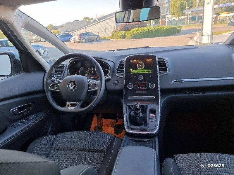 Renault Grand Scenic 1.7 Blue dCi 120ch Business 7 places Gris occasion à Neufchâtel-en-Bray - photo n°10