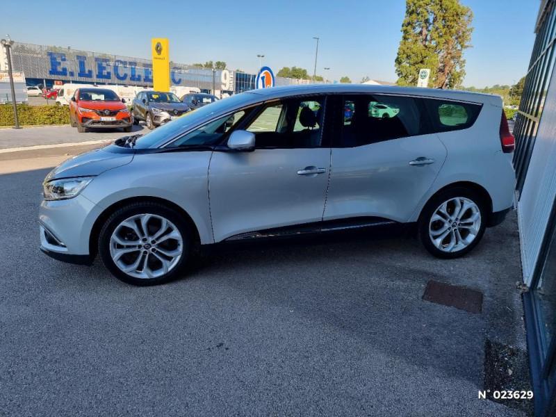 Renault Grand Scenic 1.7 Blue dCi 120ch Business 7 places Gris occasion à Neufchâtel-en-Bray - photo n°8