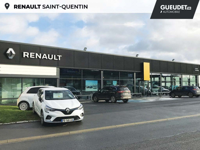 Renault Grand Scenic 1.7 Blue dCi 120ch Business Intens 7 places Gris occasion à Saint-Quentin - photo n°16