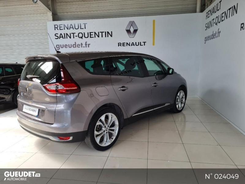 Renault Grand Scenic 1.7 Blue dCi 120ch Business Intens 7 places Gris occasion à Saint-Quentin - photo n°6