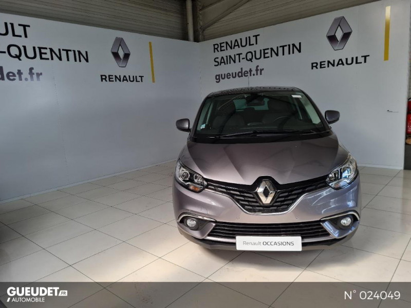 Renault Grand Scenic 1.7 Blue dCi 120ch Business Intens 7 places Gris occasion à Saint-Quentin - photo n°2