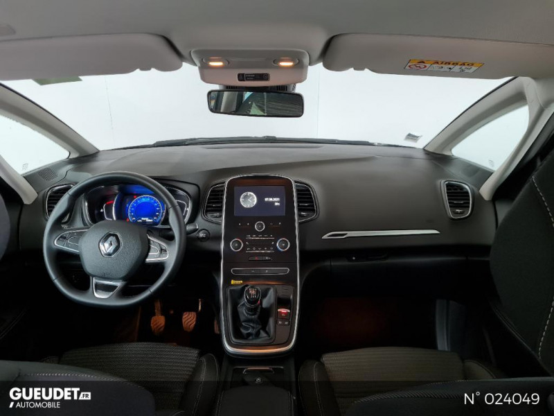 Renault Grand Scenic 1.7 Blue dCi 120ch Business Intens 7 places Gris occasion à Saint-Quentin - photo n°10