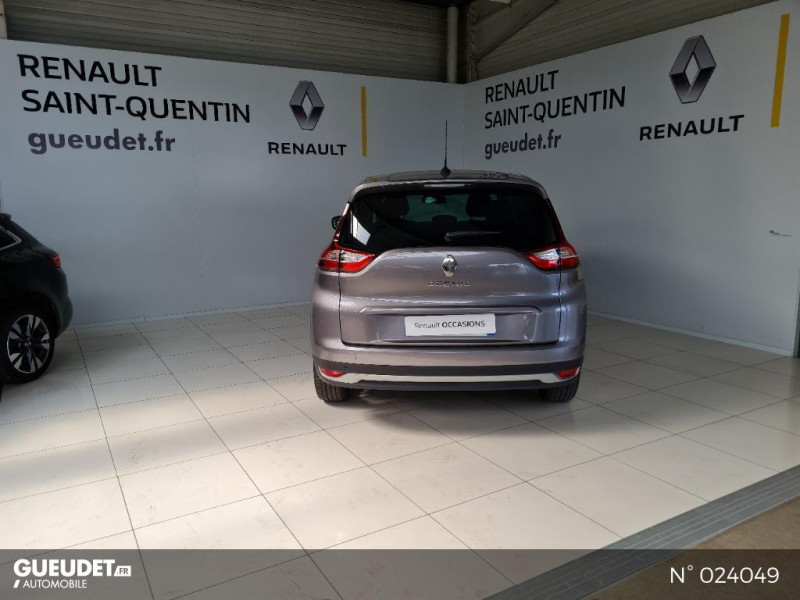 Renault Grand Scenic 1.7 Blue dCi 120ch Business Intens 7 places Gris occasion à Saint-Quentin - photo n°3