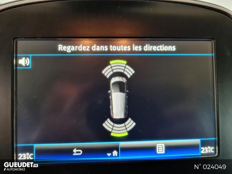 Renault Grand Scenic 1.7 Blue dCi 120ch Business Intens 7 places Gris occasion à Saint-Quentin - photo n°13