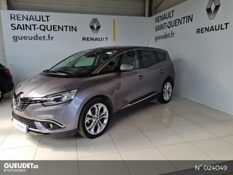 Renault Grand Scenic 1.7 Blue dCi 120ch Business Intens 7 places Gris occasion à Saint-Quentin