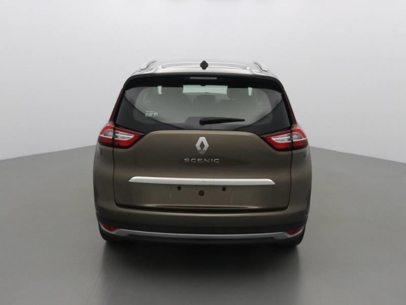 Renault Grand Scenic 1.7 Blue Dci 150ch Bvm6 Final Edition Marron occasion à SAINT-GREGOIRE - photo n°4