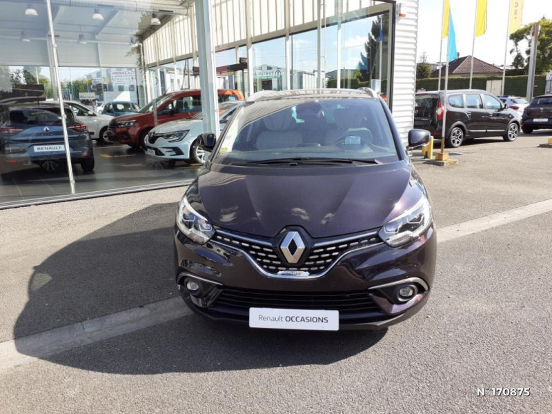 Renault Grand Scenic 1.7 Blue dCi 150ch Initiale Paris EDC Noir occasion à Glos - photo n°2