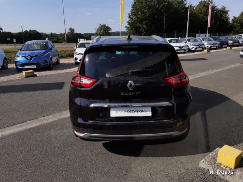 Renault Grand Scenic 1.7 Blue dCi 150ch Initiale Paris EDC Noir occasion à Glos - photo n°3