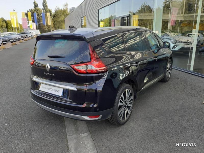 Renault Grand Scenic 1.7 Blue dCi 150ch Initiale Paris EDC Noir occasion à Glos - photo n°6