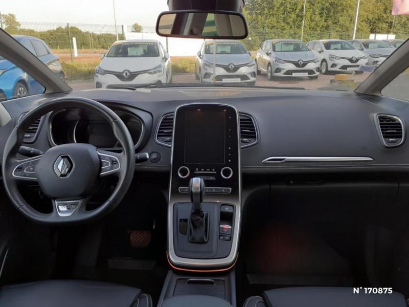 Renault Grand Scenic 1.7 Blue dCi 150ch Initiale Paris EDC Noir occasion à Glos - photo n°10