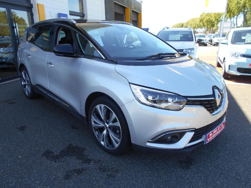 Renault Grand Scenic dCi 110 Energy EDC Intens Gris occasion à Bessières